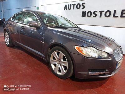usado Jaguar XF 2.7D V6 Premium Luxury