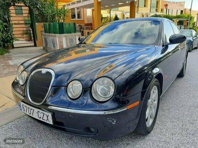 usado Jaguar S-Type S-type2.7d V6 Executive 207 cv en Malaga