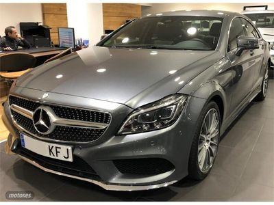 usado Mercedes CLS350 ClaseAut.