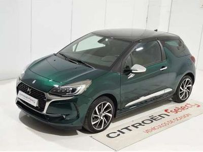 usado DS Automobiles DS3 3 1.6BlueHDi S&S Style 100