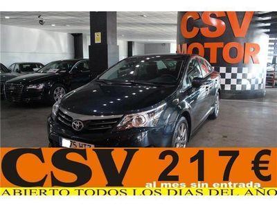 usado Toyota Avensis 120D 124CV **217€/MES SIN ENTRADA**