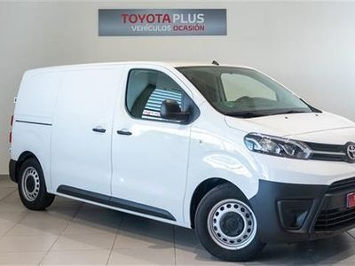usado Toyota Proace Van Media 1.6D Business 115