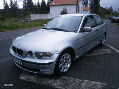 usado BMW 320 Compact td Compact
