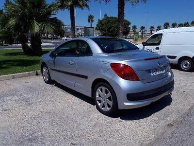 used Peugeot 207 CC 1.6 VTi Aut.