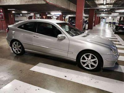 usado Mercedes C220 Sportcoupé CDI Classic