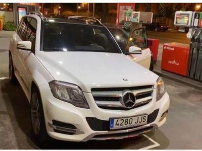 usado Mercedes GLK250 CDI BT 4M Aut.