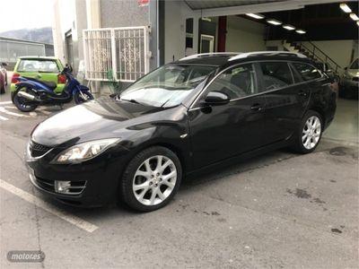 gebraucht Mazda 6 2.0 CRTD Luxury SW