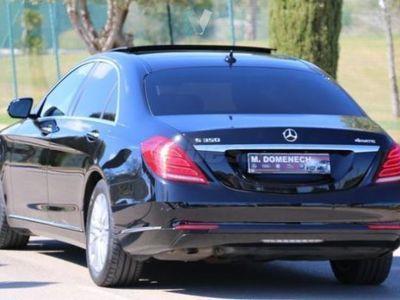 usado Mercedes S350 Clase SBlueTEC 4MATIC L