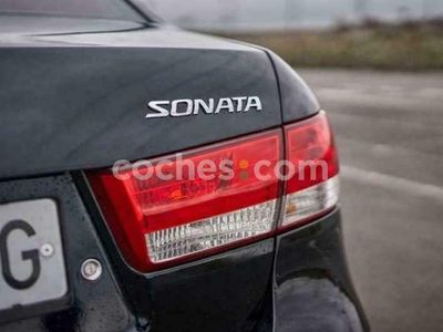 usado Hyundai Sonata 2.4 Style 161 cv en Madrid