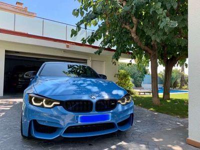 usado BMW M4 YAS MARINA BLUE