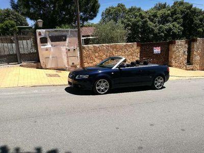 usado Audi A4 Cabriolet S-line