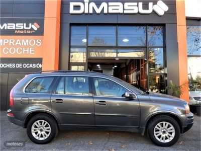 brugt Volvo XC90 D5 Momentum Geartronic 185