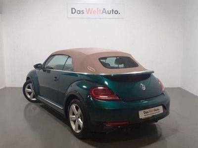usado VW Beetle Cabrio 2.0 TDI R-Line BMT 110 kW (150 CV)