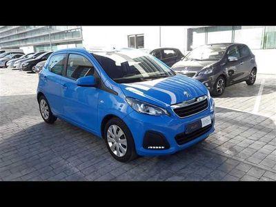 usado Peugeot 108 1085P ACTIVE 1.2 PureTech 82
