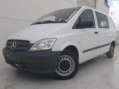 usado Mercedes Vito MERCEDES 110 CDI -Reacondicionar- 11.990 €