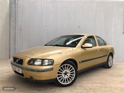 gebraucht Volvo S60 2.4 140