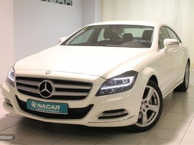 usado Mercedes CLS350 CLSCDI