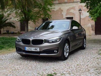 usado BMW 320 serie 3 gt d turismo diesel