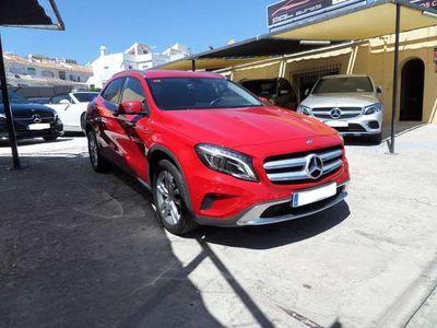 usado Mercedes GLA220 CDI Urban 7G-DCT*Nacional*Impecable*
