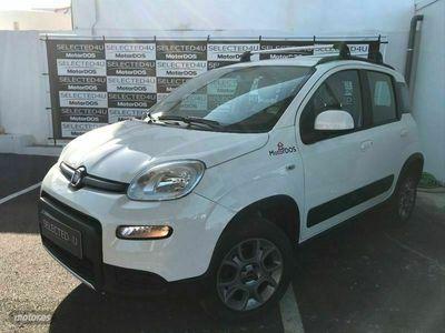 usado Fiat Panda 4x4 1.3 95CV Diesel E6