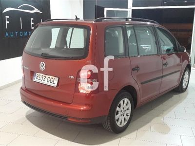 usado VW Touran 1.9 TDI 105cv Edition