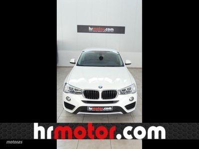 gebraucht BMW X4 xDrive 20dA