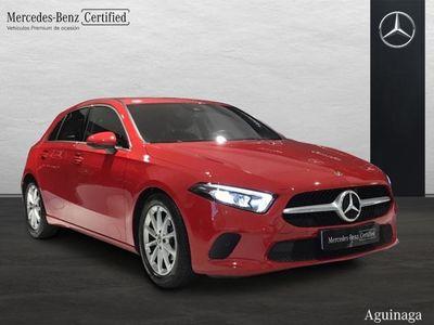 usado Mercedes A180 Progressive + Parktrionic + MBUX