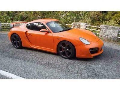 usado Porsche Cayman S