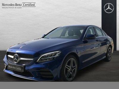usado Mercedes C200 d Berlina