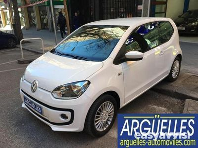begagnad VW up! up!1.0 ASG High AUT 75cv