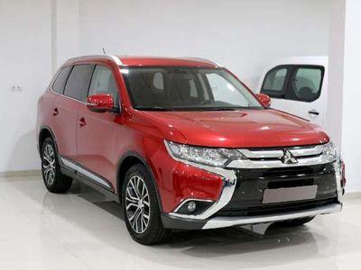 usado Mitsubishi Outlander 220DI-D Motion 6AT 4WD