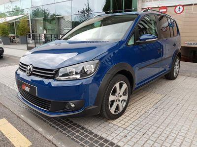 usado VW Touran Cross 1.6TDI Advance 105