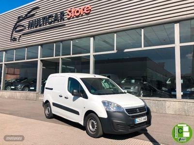 usado Peugeot Partner Furgon Confort L1 BlueHDi 73KW 100CV