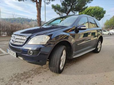 usado Mercedes ML280 CDI 4M Aut.