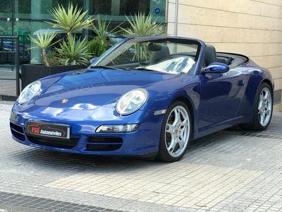 usado Porsche 911 Carrera S Cabriolet - SOLO 89.000 KM - MUY NUEVO