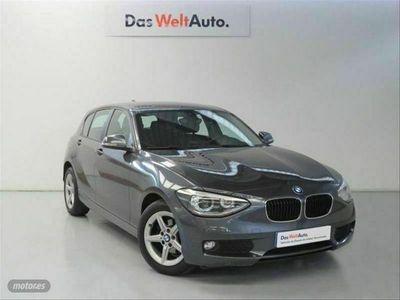 usado BMW 118 Serie 1 d