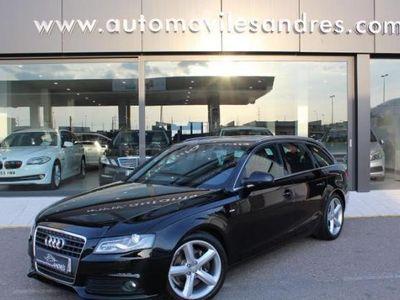 usado Audi A4 Avant 2.0 Tdi 143cv Multitronic 5p. -11