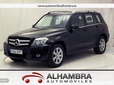 usado Mercedes GLK220 CDI 4MATIC BLUE EFFICIENCY