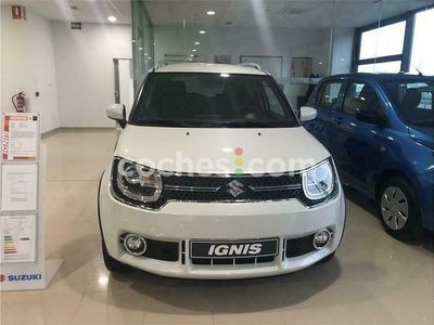 usado Suzuki Ignis 1.2 Mild Hybrid Evap Gle 2wd 90 cv en Vizcaya