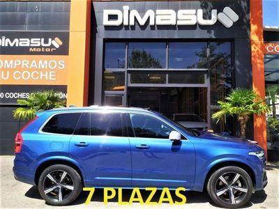 usado Volvo XC90 D5 R-Design AWD 235 Aut.