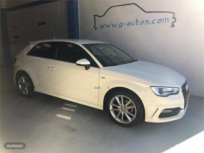 brugt Audi A3 2.0 TDI clean d 150CV S line edition