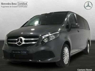 usado Mercedes V220 d Clase Largo