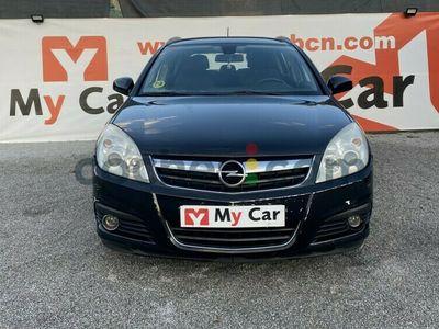 usado Opel Signum 1.9cdti 16v Cosmo 150 cv en Barcelona