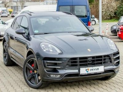 usado Porsche Macan Turbo *SPORT CHRONO/KAMERA/BOSE*