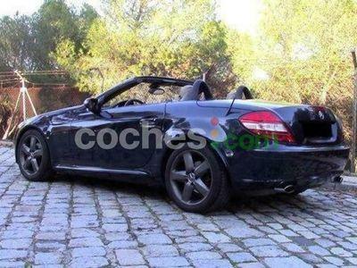 usado Mercedes SLK200 Clase Slk163 cv en Madrid