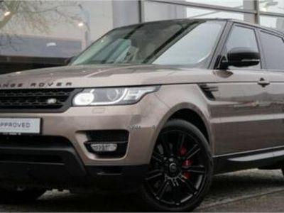 brugt Land Rover Range Rover Sport 4.4 SDV8 339cv HSE Dynamic