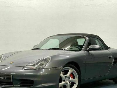 usado Porsche Boxster Descapotable Automático de 2 Puertas