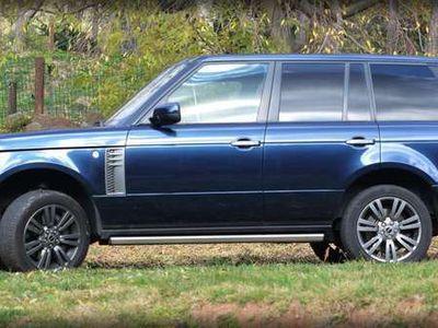 usado Land Rover Range Rover Vogue +