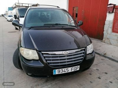 usado Chrysler Voyager 2.8 CRD Executive Auto