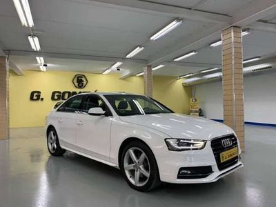 usado Audi A4 2.0TDI CD S line edition Multitronic 190